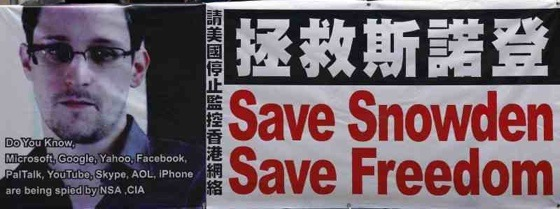 Save Edward Snowden