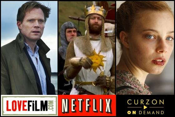 Lovefilm Netflix Curzon