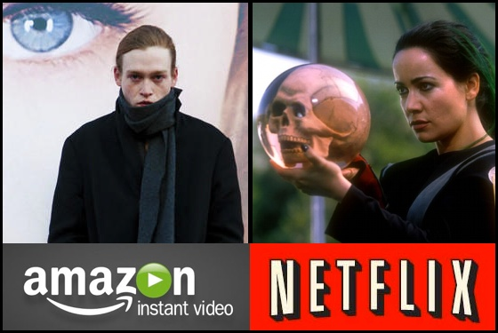 Amazon Instant Video Netflix