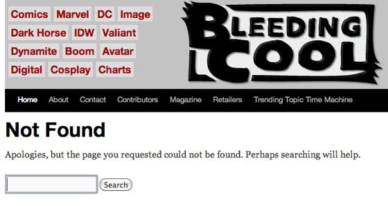 bleedingcoolnotfound