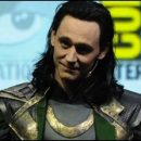 Tom Hiddleston is *such* a geek, turns up as Loki at Comic-Con