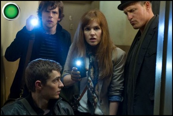 Now You See Me green light Jesse Eisenberg Dave Franco Isla Fisher Woody Harrelson