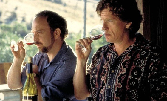 Sideways Paul Giamatti Thomas Haden Church
