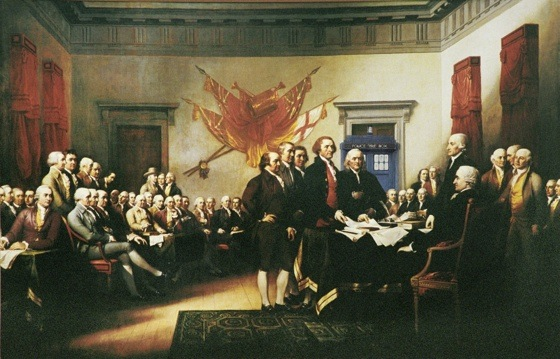 TARDIS Doctor Who Continental Congress