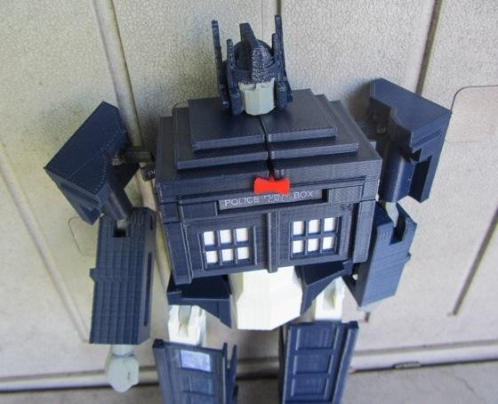 TARDIS Transformer