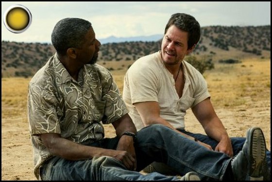 2 Guns yellow light Denzel Washington Mark Wahlberg