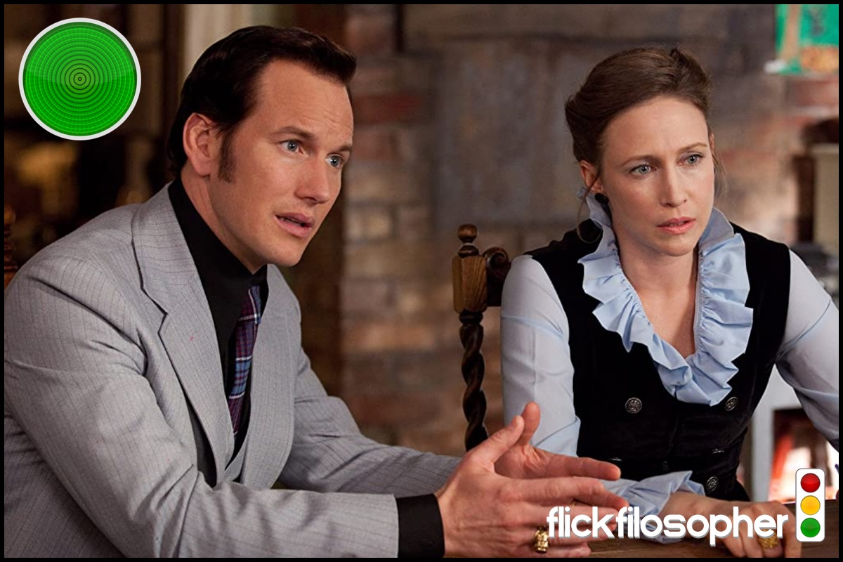 The Conjuring green light Patrick Wilson Vera Farmiga