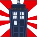 Doctor Who thing: if Doctor Who were a Japanese anime