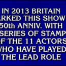 Doctor Who thing: the Doctor(s) appear(s) in a Final Jeopardy question