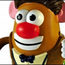 Doctor Who thing: that's *Doctor* Potato Head, I suppose