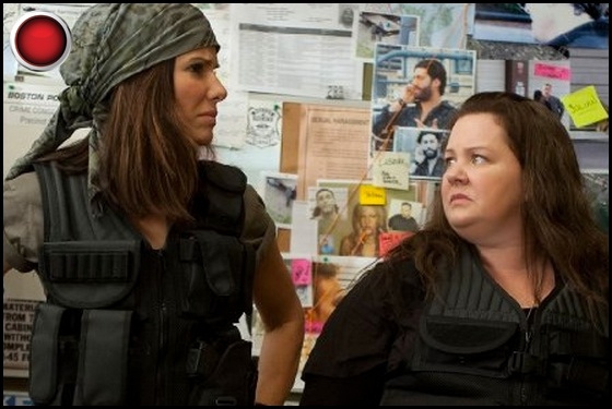 The Heat red light Sandra Bullock Melissa McCarthy