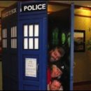 Doctor Who thing: TARDIS spotted at the Iowa State Fair