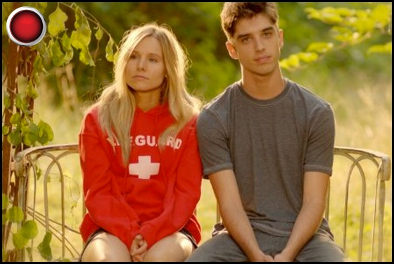 The Lifeguard red light Kristen Bell David Lambert