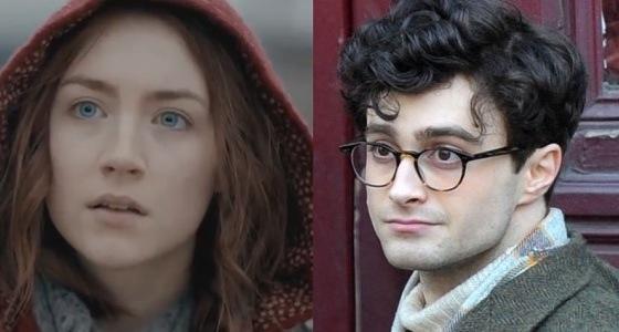 Saoirse Ronan Daniel Radcliffe