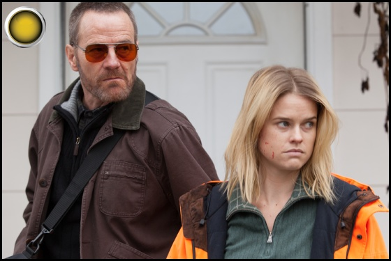 Cold Comes the Night yellow light Bryan Cranston Alice Eve