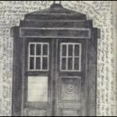Doctor Who thing: production designer's notebook up for auction