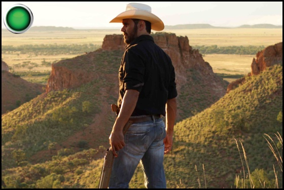 Mystery Road green light Aaron Pedersen