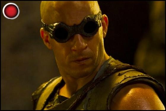 Riddick red light Vin Diesel