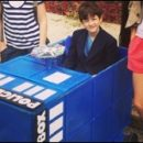 Doctor Who thing: TARDIS soapbox racer