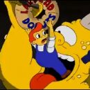 "Guillermo del Toro's ""Treehouse of Horror"" Simpsons opening credits"