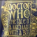 "Doctor Who thing: lovely Celtic-flavored ""madman with a box"" tee"