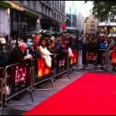 London photo of the day: the other side of the red carpet