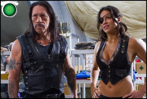 Machete Kills green light Danny Trejo Michelle Rodriguez