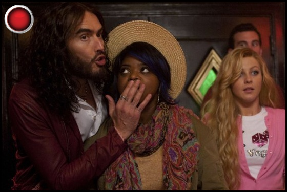 Paradise red light Russell Brand Octavia Spencer Julianne Hough