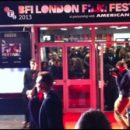 London photo of the day: Tom Hiddleston arrives at London Film Festival premiere