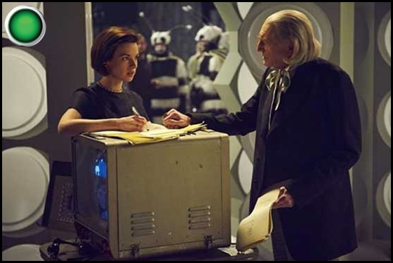 An Adventure in Space and Time green light Jessica Raine David Bradley