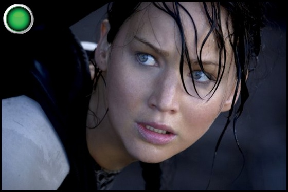 The Hunger Games Catching Fire green light Jennifer Lawrence
