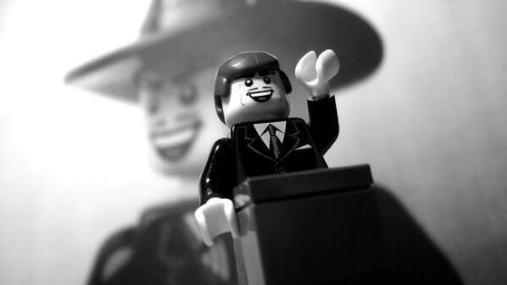 Citizen Lego