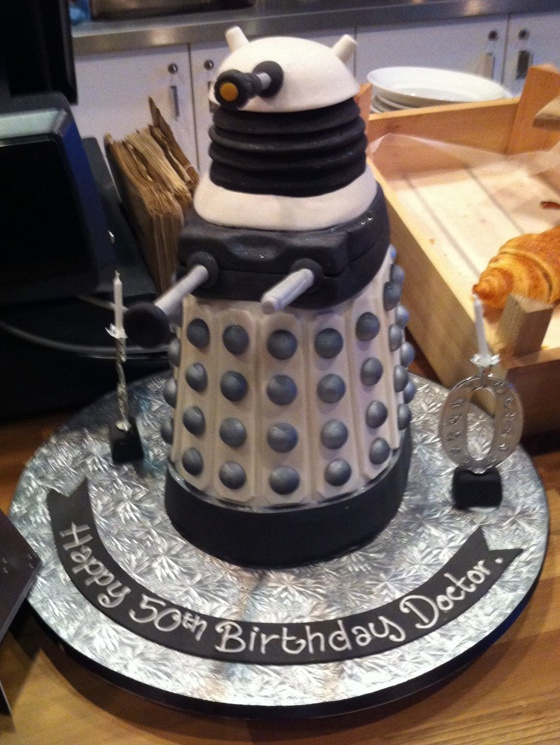 Doctor Who thing: happy 50th birthday!  FlickFilosopher.com