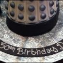 Doctor Who thing: happy 50th birthday!
