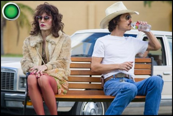 Dallas Buyers Club green light Jared Leto Matthew McConaughey