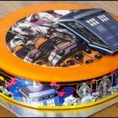 Doctor Who thing: Celebration Cake!