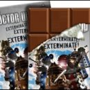 Doctor Who thing: collectible chocolate bars