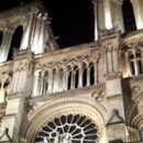 Paris photo of the day: Notre Dame at night