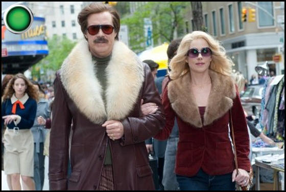Anchorman 2 The Legend Continues Will Ferrell Christina Applegate