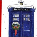 Doctor Who thing: Christmas cards with a timey-wimey flavor