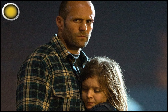 Homefront yellow light Jason Statham Izabela Vidovic
