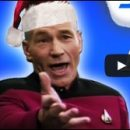 "geeky Christmas: Jean-Luc Picard sings ""Let It Snow"""
