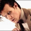female gazing at: Matt Smith