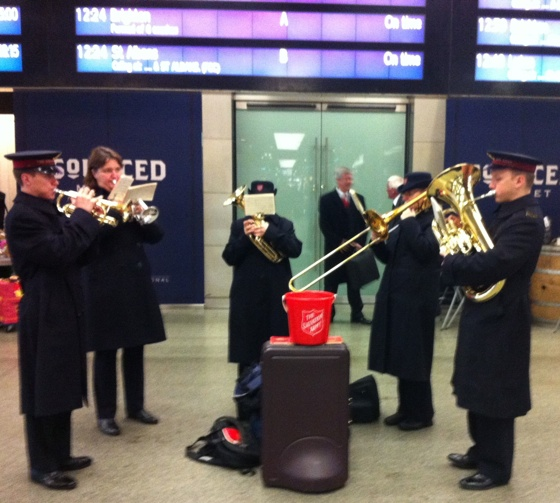 salvationarmyband