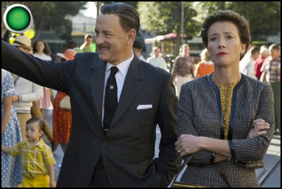 Saving Mr Banks green light Tom Hanks Emma Thompson
