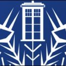 Doctor Who thing: pretty TARDIS paper snowflakes