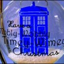 Doctor Who thing: a wibbly-wobbly, timey-wimey Christmas