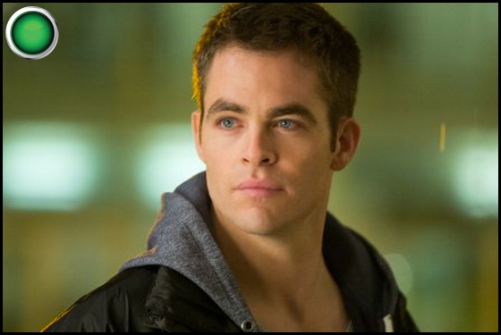 Jack Ryan Shadow Recruit green light Chris Pine