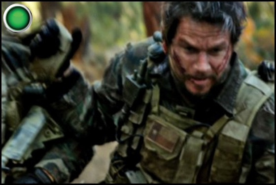 Lone Survivor green light Mark Wahlberg
