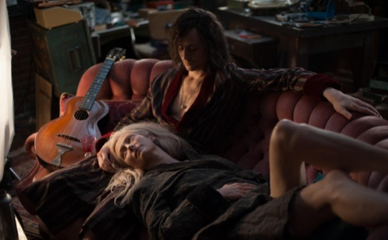 Only Lovers Left Alive Tom Hiddleston Tilda Swinton